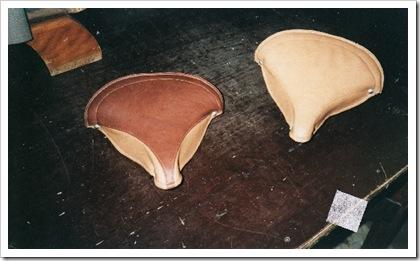 Historische Sitzbänke