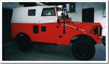 Verdeck für Geländewagen