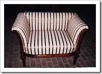 historisches Sofa