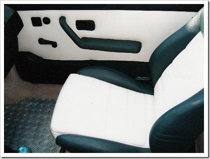 Sportsitz Mazda MX3